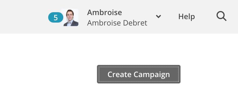 Create automated campaign Mailchimp