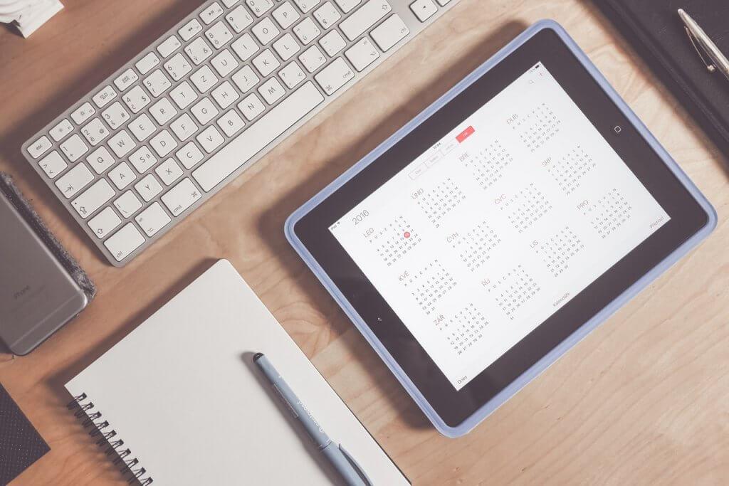 editorial calendar blog