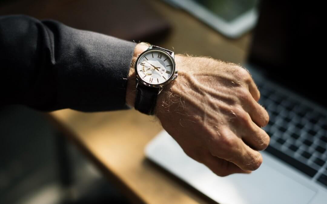 How to Eventually Find Time to Blog